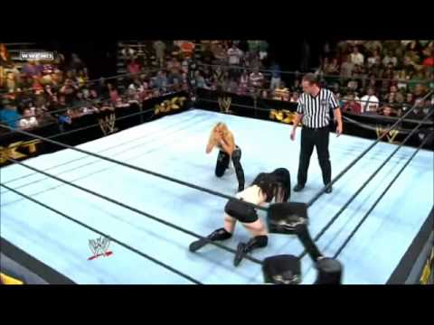 Sofia Cortez vs Paige - WWE NXT July 4th, 2012