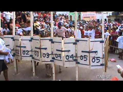 02 Corrida de Jegue 33º Festival do Jegue em Itabi-SE 16/09/2012