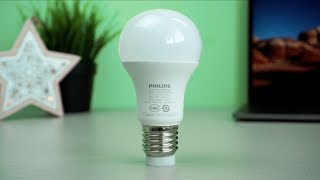 🔥 The 10$ Xiaomi PHILIPS Smart LED Bulb With E27 Fitting & Wifi!