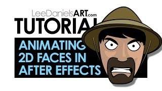 getlinkyoutube.com-After Effects Tutorial | Animating 2D Cartoon Faces