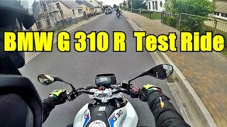 getlinkyoutube.com-BMW G310R test ride.