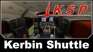getlinkyoutube.com-KSP Mods - Kerbin Shuttle Orbiter System
