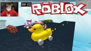 getlinkyoutube.com-Roblox Get Eaten (#4) - GOT DUCKLINGS!! | KID GAMING