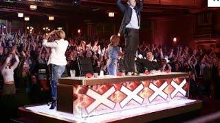 getlinkyoutube.com-Britain's Got Talent 2016 All Golden Buzzer Acts