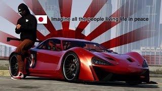 getlinkyoutube.com-GTA 5 ITALI GTB Custom LIBERTY WALK McLaren Customization