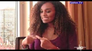 Interview with Ethiopian Model & Social Activist Gelila Bekele
