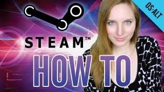 getlinkyoutube.com-How to Install Steam on Linux