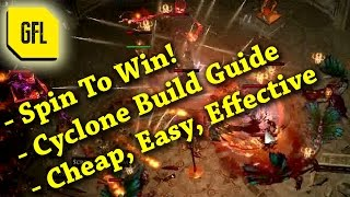 getlinkyoutube.com-Path of Exile Prophecy: Duelist Champion SPIN TO WIN! Cyclone Build Guide Cheap Easy Tanky Effective