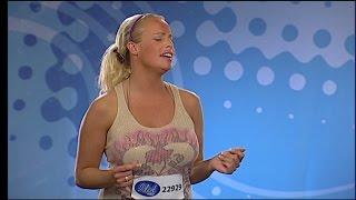 getlinkyoutube.com-Se Marie Picasso första audition från Idol 2007 - Idol Sverige (TV4)