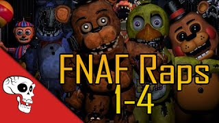 getlinkyoutube.com-Five Nights at Freddy's Raps (1-4) by JT Machinima