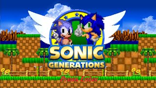 getlinkyoutube.com-Sonic Generations 2D Demo