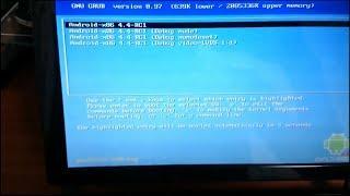 getlinkyoutube.com-【古いネットブックPCにAndroidOS 4.4.2をインストールしてみた。】