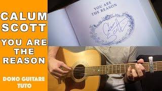 Calum Scott - You Are The Reason  TUTO