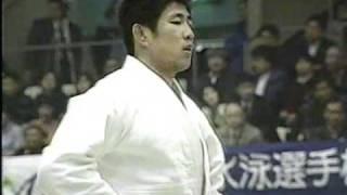 getlinkyoutube.com-01全日本柔道選抜体重別81キロ級①