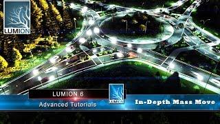 Lumion 6 In-Depth Mass Move Tutorial