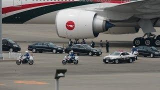 ✈バングラデシュ人民共和国首相来日!!Biman Bangladesh Airlines(B777-300ER) Landing HanedaRWY22 羽田空港