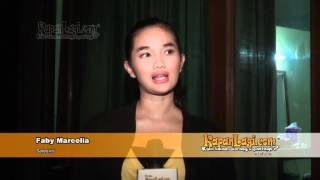 getlinkyoutube.com-Faby Marcelia Ternyata Adik Tiri Adipati Dolken?