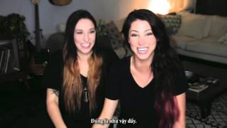 [Vietsub] HOW WE MET - Ally and Stevie