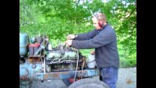 getlinkyoutube.com-Fordsmobile 5.7L V8 diesel tractor