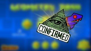 Top 5 illuminati Levels [Geometry Dash]