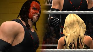 getlinkyoutube.com-KANE FINDS TRUE LOVE! - WWE 2K14 Story (Start/Finish)