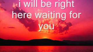 getlinkyoutube.com-ill be right here waiting for you