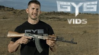 "getlinkyoutube.com-AK-47 ""C39v2"" by Century Arms 