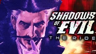"getlinkyoutube.com-Black Ops 3 ZOMBIES - ""SHADOWS OF EVIL"" THE RIDE VIDEO TOUR! NEW Shadowman Quotes! (COD BO3)"