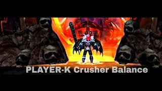 getlinkyoutube.com-Order and Chaos Online: PLAYER-K Crusher Balance