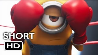 "getlinkyoutube.com-Minions Full Animated Short Film ""The Competition"" HD"