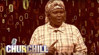 Churchill Show Jemutai - Women's day special