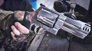 getlinkyoutube.com-The Most Powerful Handgun .500 S&W Magnum