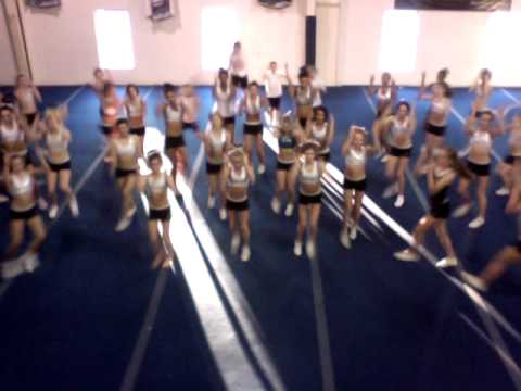 Cheer Extreme Junior Coed Dance For Dallas