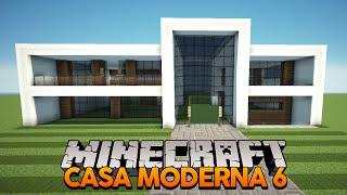 Minecraft: Construindo uma Casa Moderna 6
