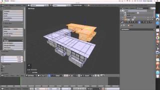 getlinkyoutube.com-Blender ile apartman blokları modelleme