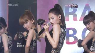 getlinkyoutube.com-(HD LIVE) Rainbow 레인보우 - A