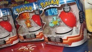 getlinkyoutube.com-ToyCollection | Pokémon XY Clip 'N' Carry Pokéballs!