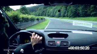 Renault Mégane R.S. Trophy sets a new Nürburgring