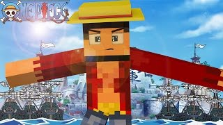 getlinkyoutube.com-Minecraft วันพีช One Piece #13 เราใช้หอยไม่เป็น