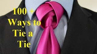 getlinkyoutube.com-How To Tie a Tie   Tulip Knot