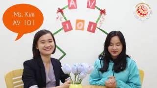 [Thử thách MC truyền hình] - Lớp Phát âm Anh Mỹ