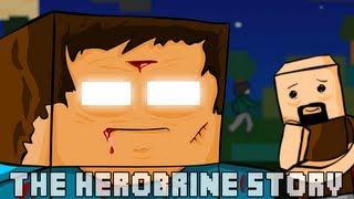 getlinkyoutube.com-Minecraft Mob Stories - The Herobrine
