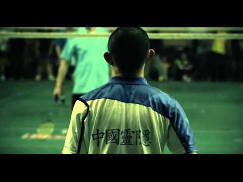 Buddhism and Badminton presented by Redbull China