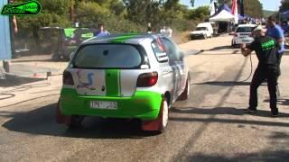 getlinkyoutube.com-Steam Wash Mobile Cleaning - Trucks Expert - Rally Κορίνθου 14/10/2012
