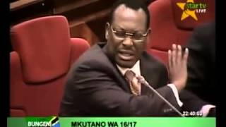 getlinkyoutube.com-Kauli ya Mheshimiwa Freeman Mbowe bungeni sakata la Escrow