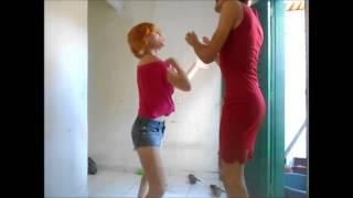 getlinkyoutube.com-Romagaga- Briga entre Little Monster x KatyCat