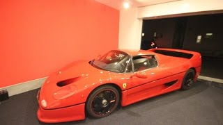 getlinkyoutube.com-Ferrari F50