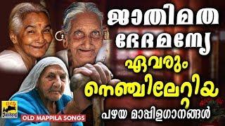ജാതിമത ഭേദമന്യേ ഹിറ്റായമാപ്പിളഗാനങ്ങൾ Old Is Gold Malayalam Mappila Songs | Pazhaya Mappila Pattukal