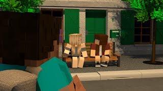 getlinkyoutube.com-A glance, A love, A tear | Minecraft Animation