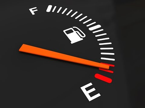 Реальный объем топливного бака автомобилей - Автошкола